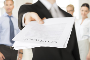 What is a Contract? Legally Binding Contract Terms
